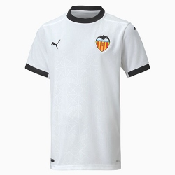 CAMISETA VALENCIA C.F LOCAL JUNIOR 2020 2021 PUMA