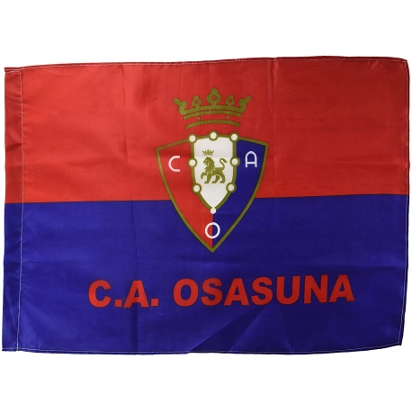 BANDERA CLUB ATLETICO OSASUNA MINI